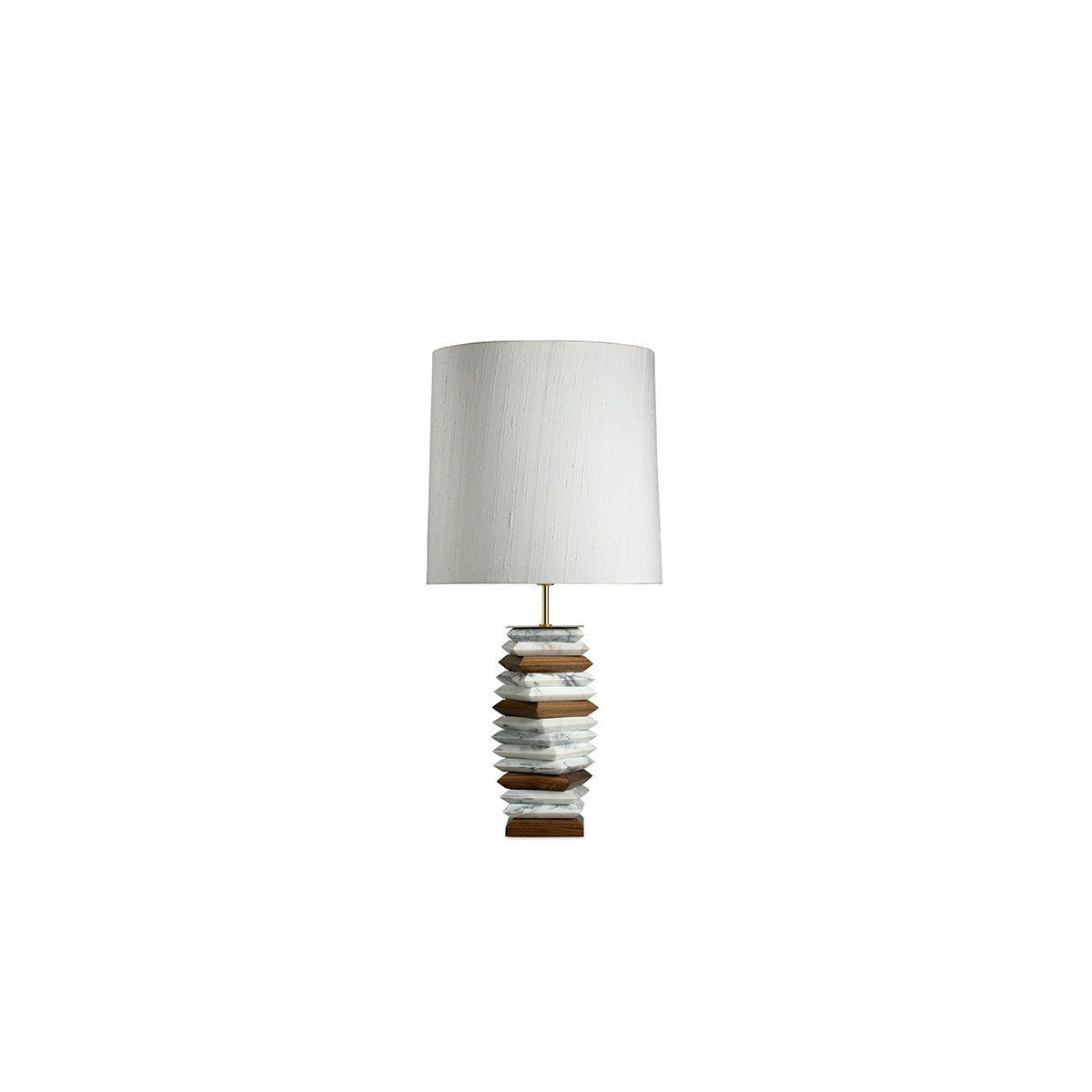 Apache Table Lamp