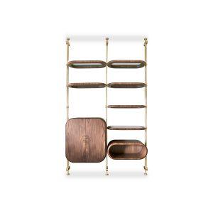 Minelli Bookcase