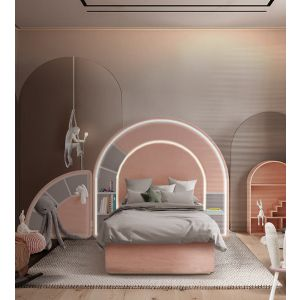 Bubble Gum Bed (Small)