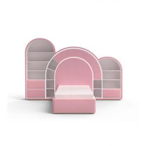 Bubble Gum Bed