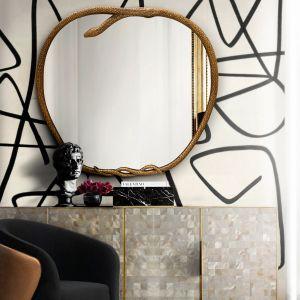 Serpentine II Mirror