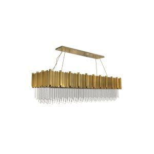 Empire Square Snooker Suspension Lamp