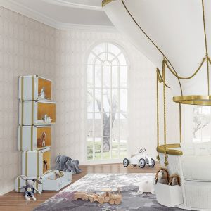 Gold Fantasy Air Bookcase (Limited Edition)