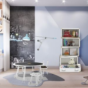 Silver Fantasy Air Bookcase (Limited Edition)