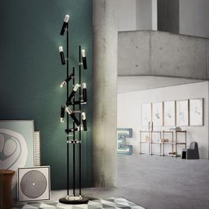 Ike 10 Floor Lamp