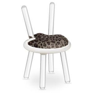 Illusion Leopard Chair