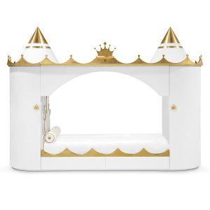 Kings & Queens Castle Bed