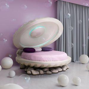 Little Mermaid Bed