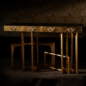 Metropolis Console Table