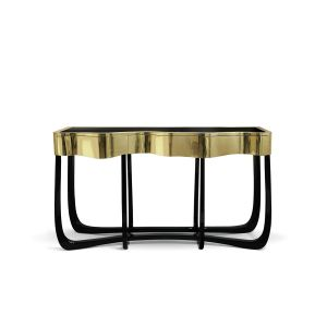 Sinuous Console Table