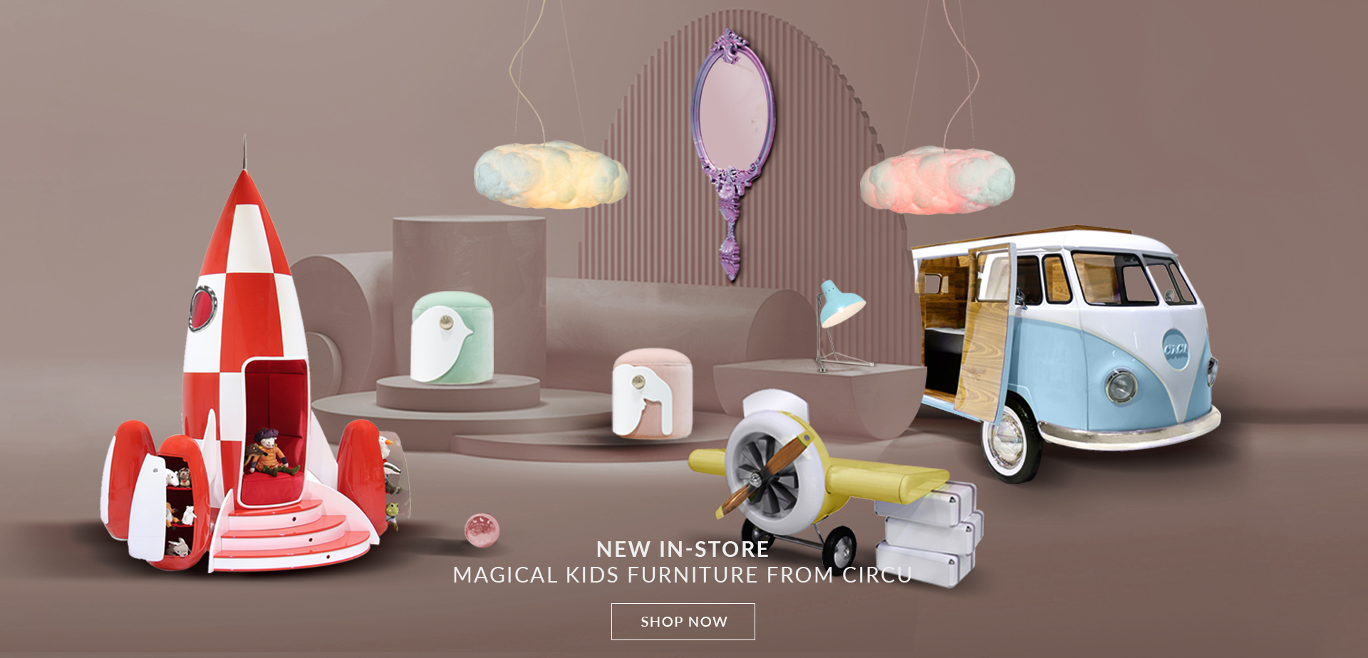 Banner Desktop Circu Magical Furniture Shop Covet House
