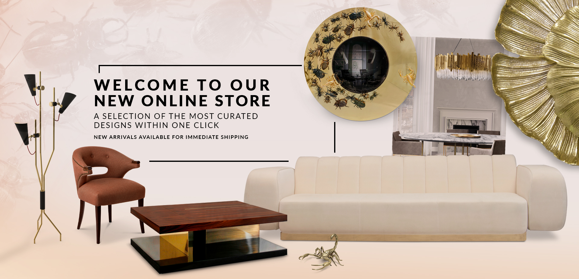 Welcome to our new online store!