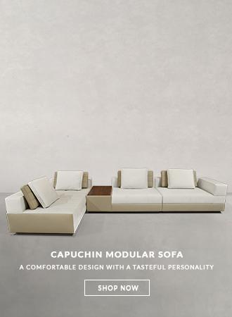 Caffe Latte New Modular Sofa