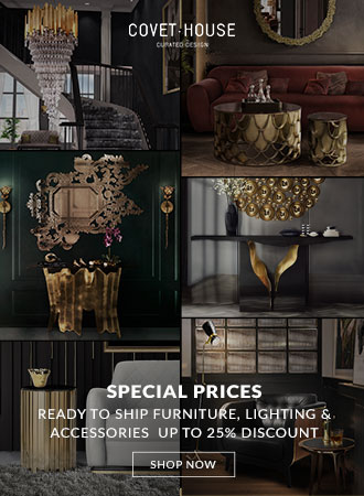 Banner Lateral Special Prices Shop Covet House